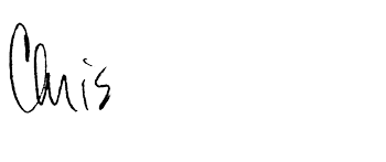 Signature, Christine Catanzarite